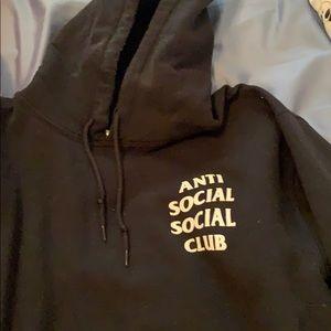 Supreme Jackets & Coats - Anti social hoodie